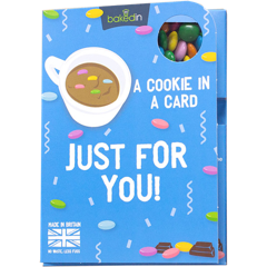 Bakedin Cake Cards Cookie Flavour