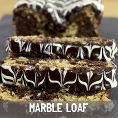 marble loaf baking kit
