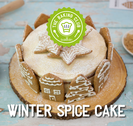Past Baking Club Box - Winter Spice Cake