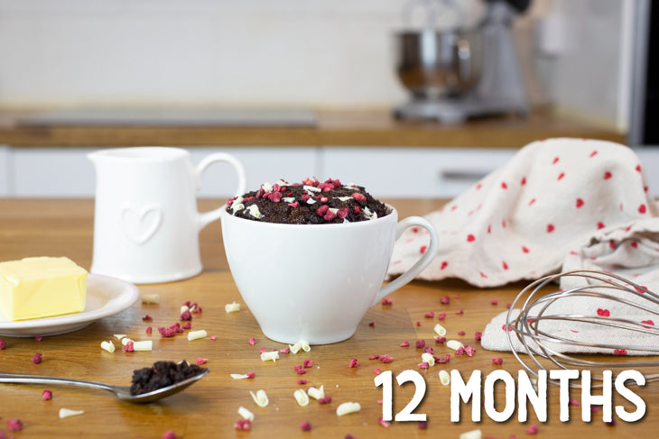 Bakedin Mug Baking Gift Subscription