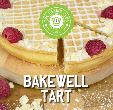 Past Baking Club Boxes - Bakewell Tart