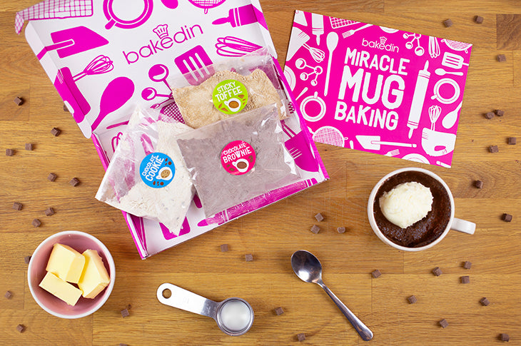 Mug Baking Sample Box