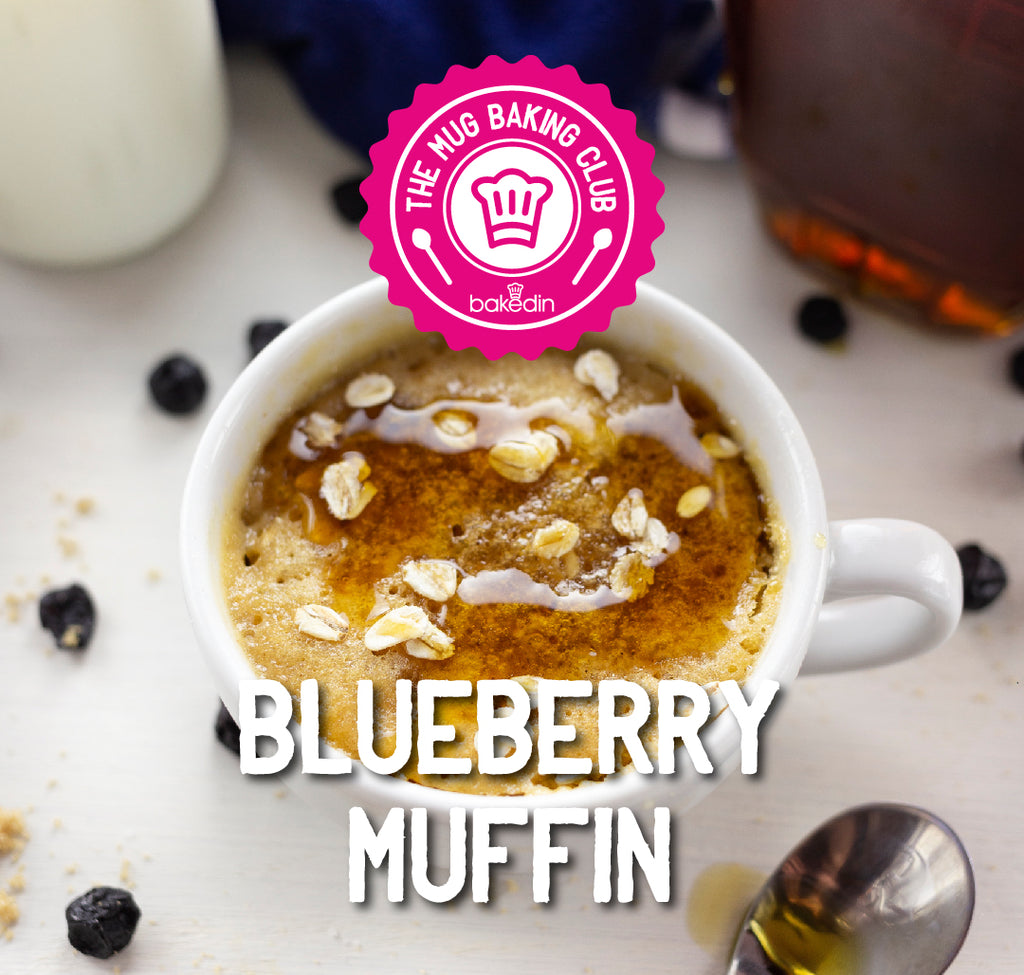 Past Mug Club - Blueberry Muffin