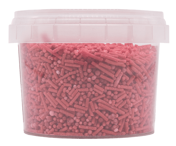 Red Sprinkles 65g