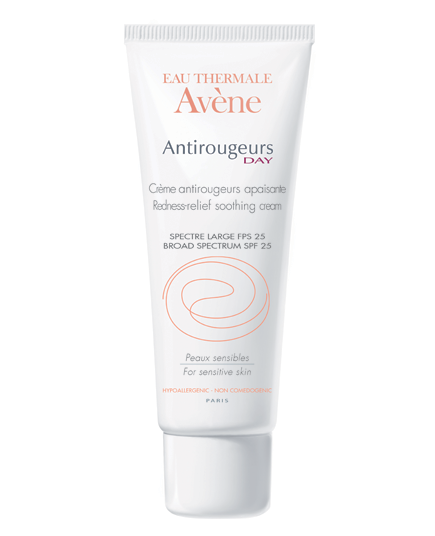 Avène Antirougeurs DAY Redness Relief Soothing Cream SPF 25