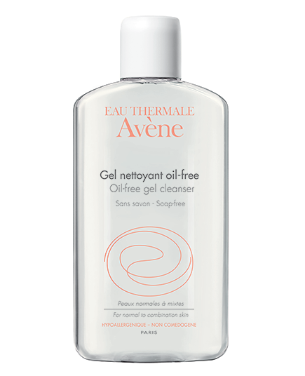 Avene Gel Oil-free cleanser
