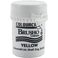 Colourcraft - Brusho Crystal Color - Yellow