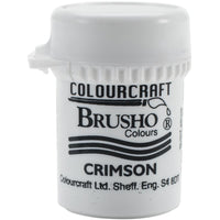 Colourcraft - Brusho Crystal Color - Crimson