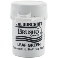 Colourcraft - Brusho Crystal Color - Leaf Green