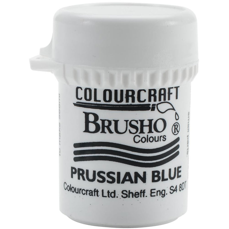 Colourcraft - Brusho Crystal Color - Prussian Blue