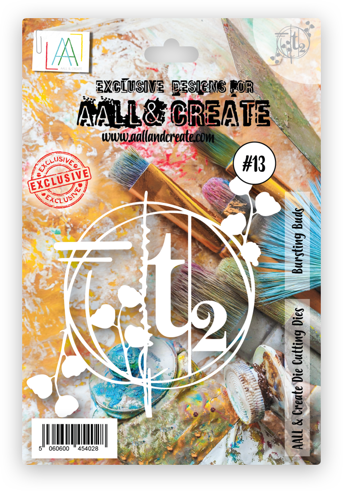 AALL & Create - Die Set - #13 - Bursting Buds