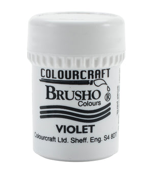 Colourcraft - Brusho Crystal Color - Violet