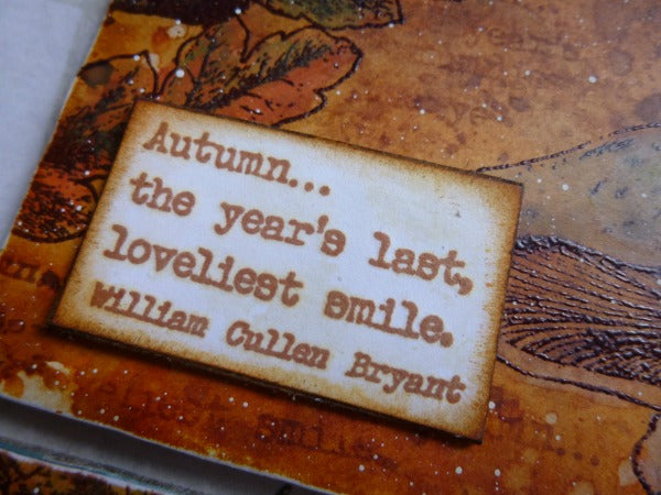PaperArtsy - Alison Bomber 04 - Rubber Cling Mounted Stamp Set