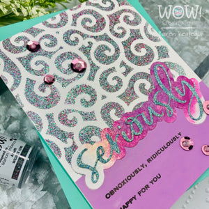 WOW! Embossing Powder - Trio - Italian Adventure - Marion Emberson