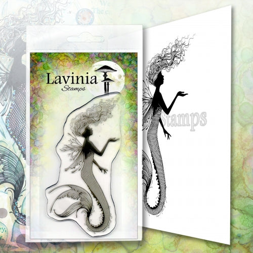 Lavinia - Althea - Clear Polymer Stamp