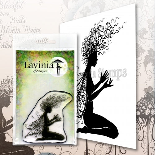 Lavinia - Aria - Clear Polymer Stamp