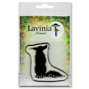 Lavinia - Ash Fox - Clear Polymer Stamp