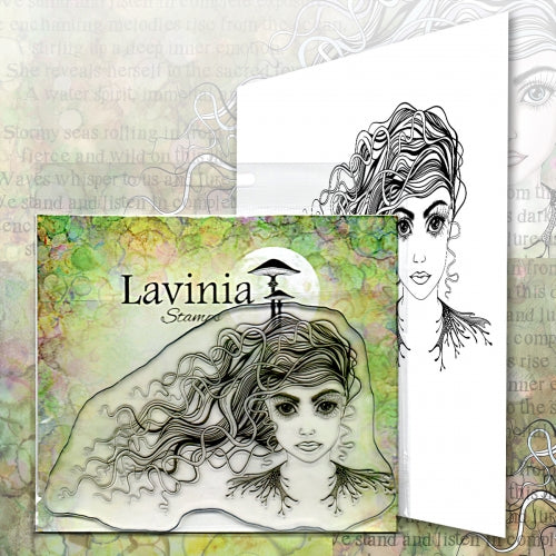 Lavinia - Astrid - Clear Polymer Stamp