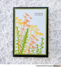 Darkroom Door - Nature Walk - Red Rubber Cling Stamps
