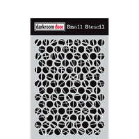 Darkroom Door - Polka Dots - Stencil