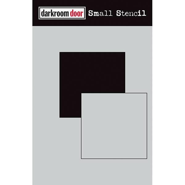 Darkroom Door - Square Set - Stencil