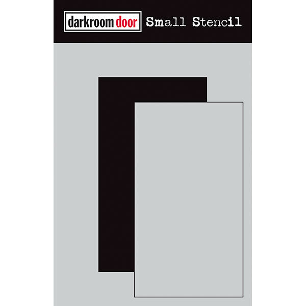 Darkroom Door - Rectangle Set - Stencil