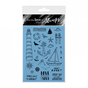For the Love of Stamps - Ahoy Matey