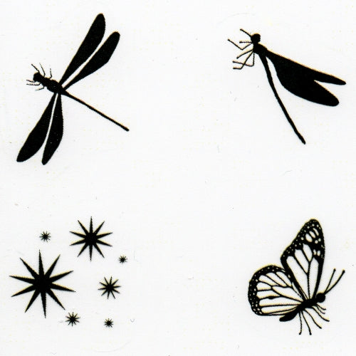 Lavinia - Fairy Bugs - Clear Polymer Stamp