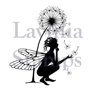 Lavinia - Fairytale - Clear Polymer Stamp - PREORDER