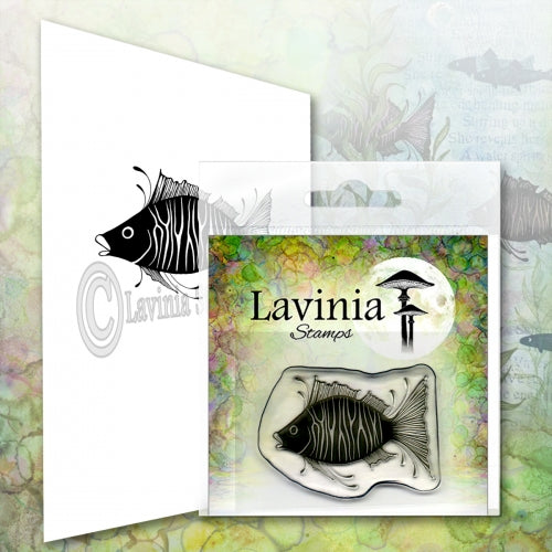 Lavinia - Flo - Clear Polymer Stamp