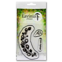 Lavinia - Floral Wreath - Clear Polymer Stamp