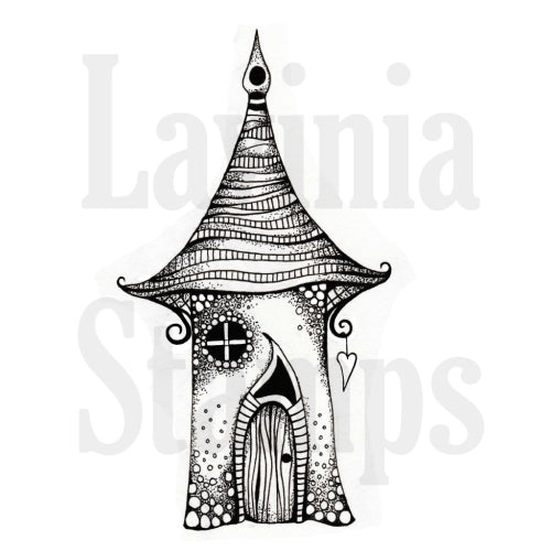 Lavinia - Freya's House - Clear Polymer Stamp