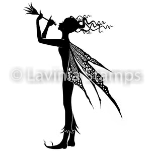 Lavinia - Grace (large) - Clear Polymer Stamp