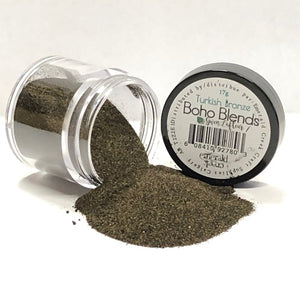 Emerald Creek - Gwen LaFleur - Boho Blends Embossing Powder - Turkish Bronze