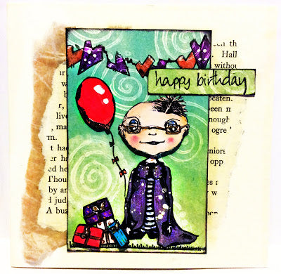 PaperArtsy - Darcy 21 - Rubber Cling Mounted Stamp Set