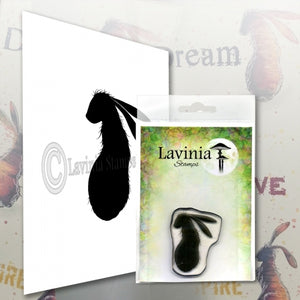 Lavinia - Lori - Rabbit - Clear Polymer Stamp