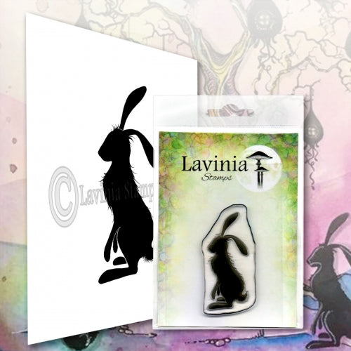 Lavinia - Max - Rabbit - Clear Polymer Stamp
