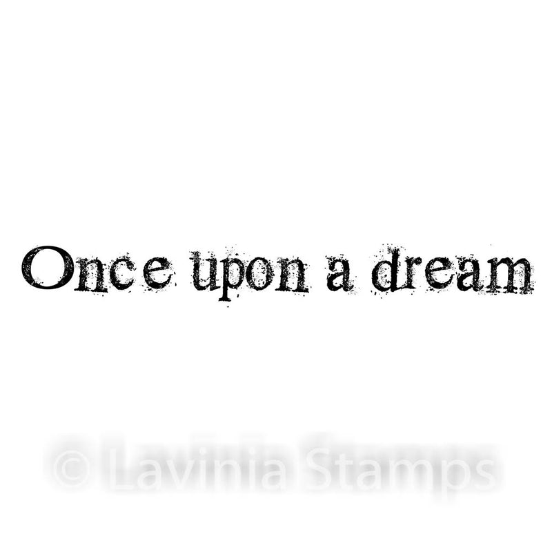 Lavinia - Once Upon A Dream - Clear Polymer Stamp