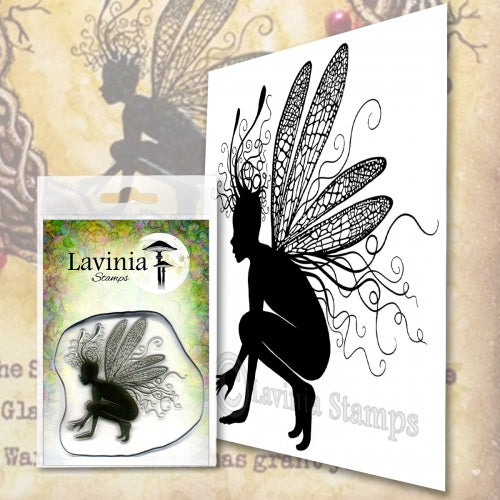 Lavinia - Oona - Clear Polymer Stamp