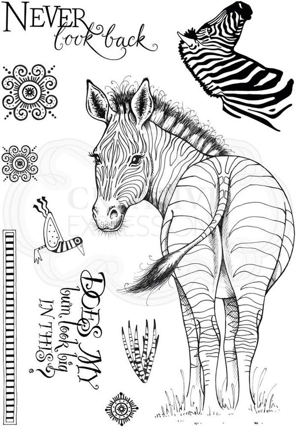 Pink Ink Designs - Clear Photopolymer Stamps - Stripes