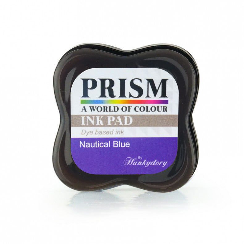 Hunkydory - Prism Dye Ink Pad - Nautical Blue