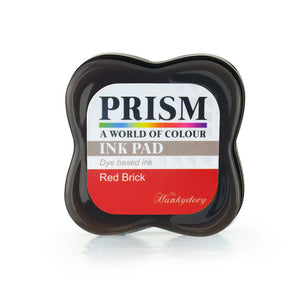 Hunkydory - Prism Dye Ink Pad - Red Brick