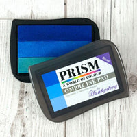 Hunkydory - Prism Ombre Ink Pad - Blues