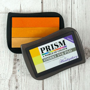 Hunkydory - Prism Ombre Ink Pad - Yellows