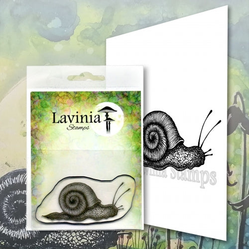 Lavinia - Samuel Snail - Clear Polymer Stamp