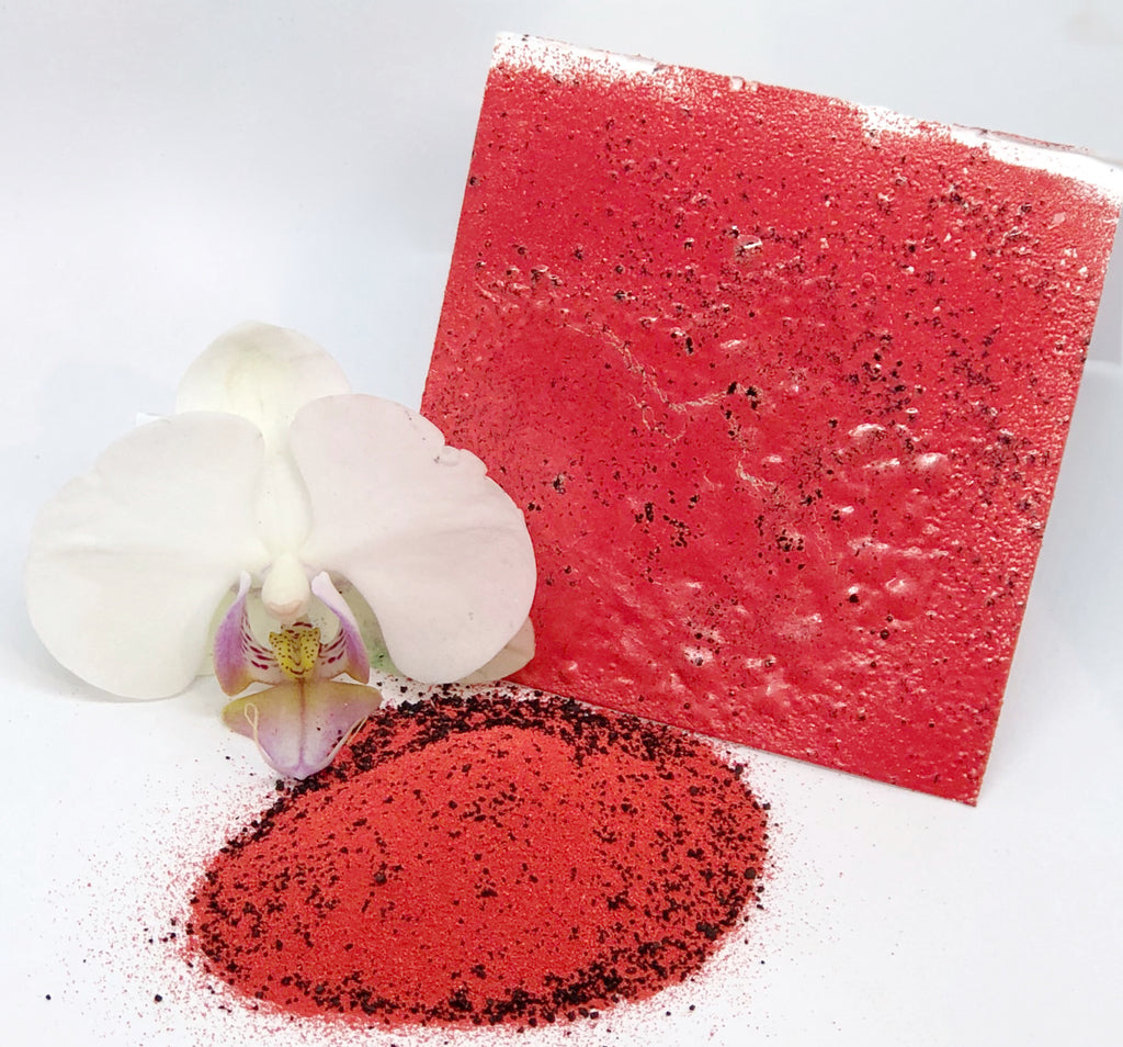 Emerald Creek - Gwen LaFleur - Boho Blends Embossing Powder - Spanish Poppy