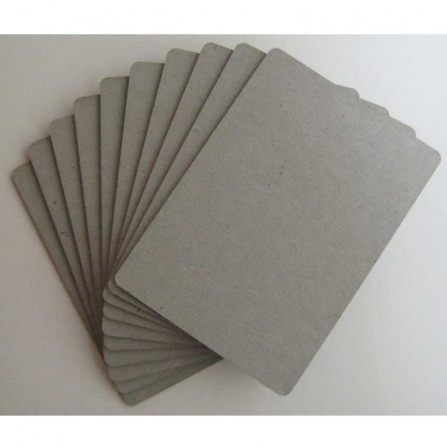 That's Crafty - Surfaces Greyboard ATC'S - PACK OF 10