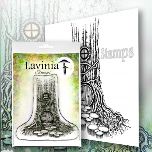 Lavinia - Druid's Inn - Clear Polymer Stamp