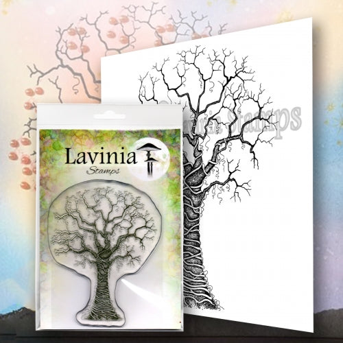 Lavinia - Tree of Dreams - Clear Polymer Stamp