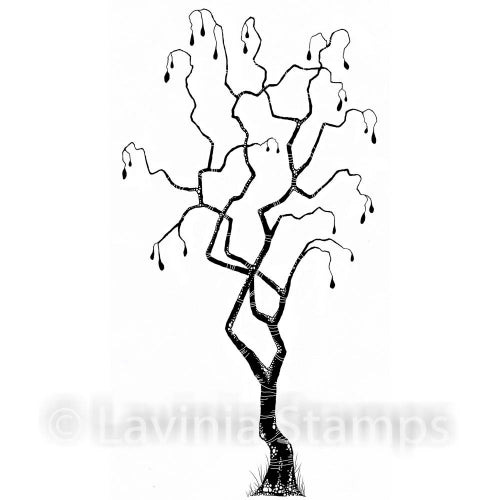 Lavinia - Tree of Faith - Clear Polymer Stamp